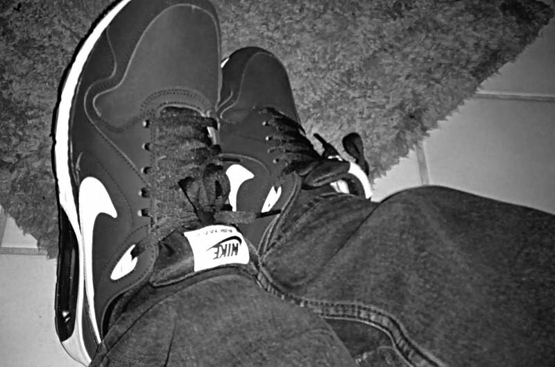My new Nikes.