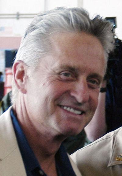 Michael Douglas spelte Gordon Gekko i filmen Wall Street. Foto: Wikimedia Commons.