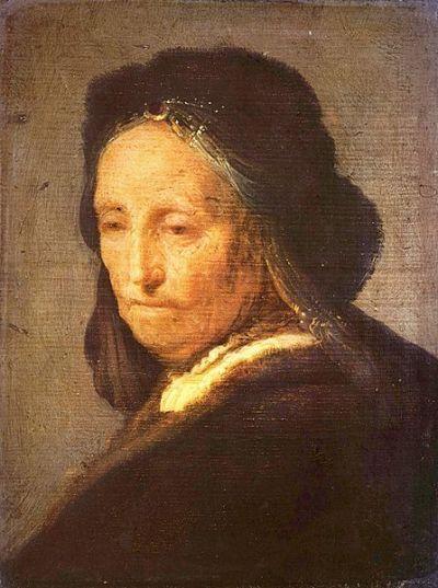 Mor til Rembrandt kunne gjort det skarpt på dagens Sogndal.