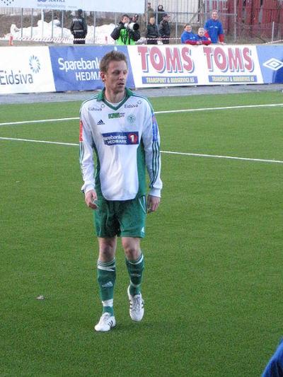 Tommy Øren, her i Ham-Kam-drakt. Foto: Cato Edvardsen.