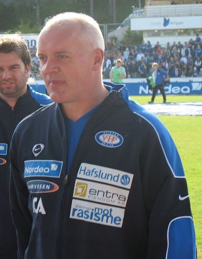 Harald Aabrekk (2006). Foto: Kjetil Ree (Wikimedia Commons)