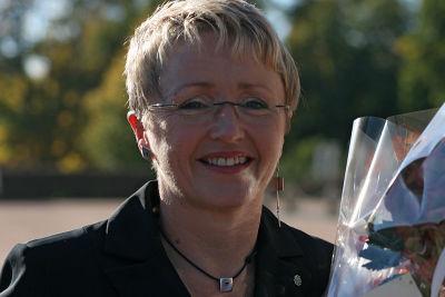 Liv Signe Navarsete. Foto: Eivind (Wikimedia Commons)