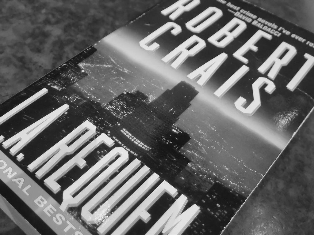 Bokomslaget til Robert Crais sin roman L. A. Requiem.