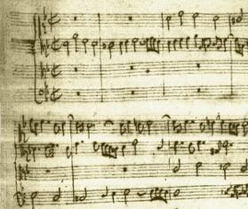 Ei fuge av Johan Sebastian Bach.